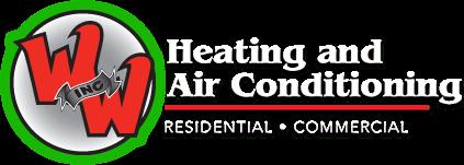 W.W. Heating & Air Conditioning logo